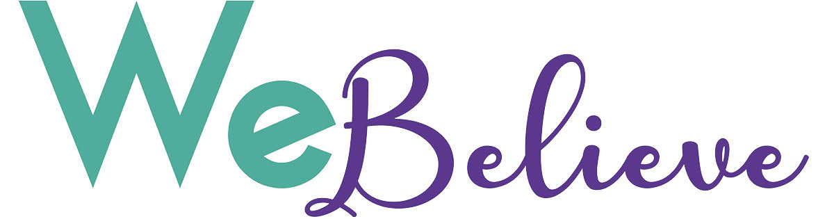 We Believe Logo